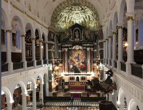 Restauratiewerken Sint Carolus Borromeuskerk