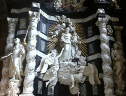 Restauratiewerken Onze-Lieve-Vrouwekerk