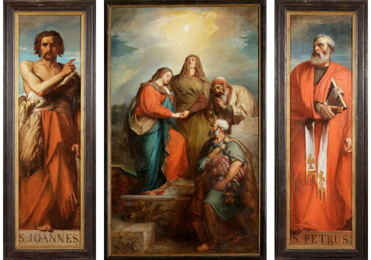 restauratie en conservatie van kunstvoorwerpen