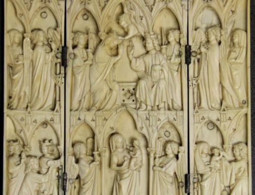 Mariadrieluik Meesters van Soissons