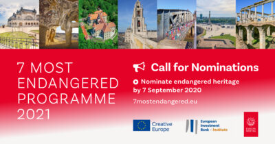 7 Most Endangered Programme 2021: Open for Nominations