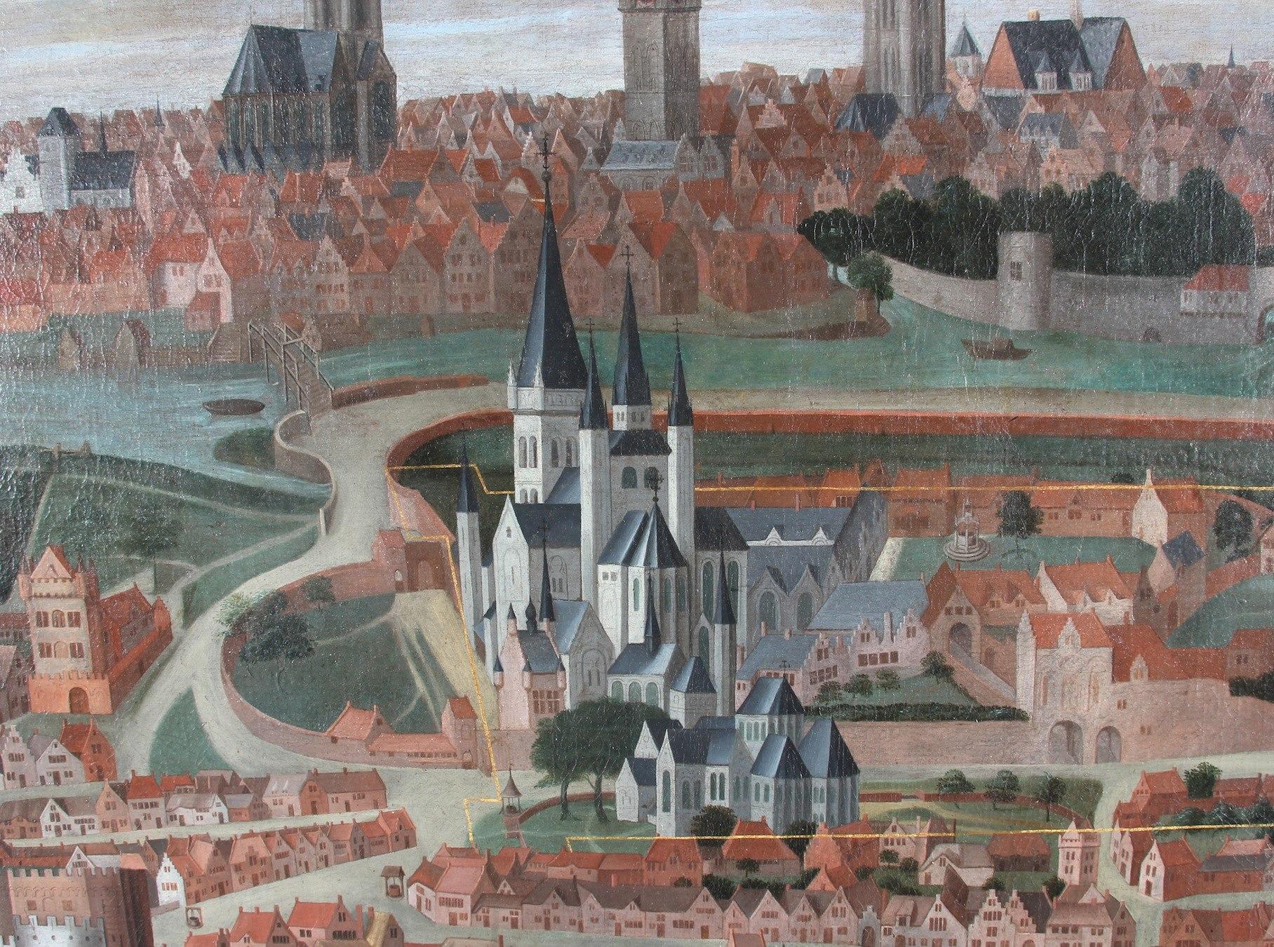 beheer en behoud van kunstcollecties
