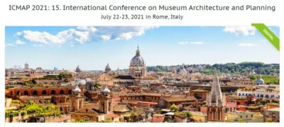 ICM at the 15th International Conference on Museum Architecture and Planning – Rome
