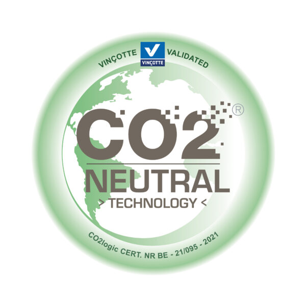 C02 neutral lable for the ICM technology